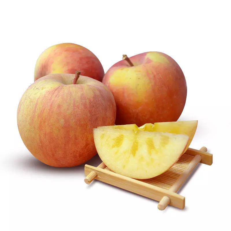 超值58元【新疆阿克苏】冰糖心苹果 10斤每箱
