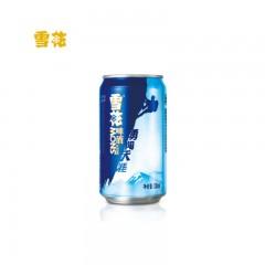 雪花啤酒 勇闯天涯 8度 330mlX24听 纸箱装 6瓶1份起送