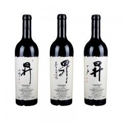 张裕 爱斐堡国际酒庄赤霞珠 2009 丁洛特级 干红葡萄酒 750mlX6瓶 礼盒装