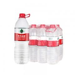 农夫山泉 饮用天然水 瓶装 2LX8瓶 整箱