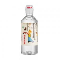 农夫山泉 天然矿泉水 运动盖学生水 400mlX24瓶 整箱