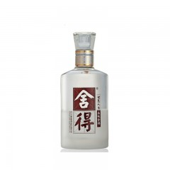 沱牌舍得 晶品舍得 浓香型白酒 52度 500ml 单瓶装