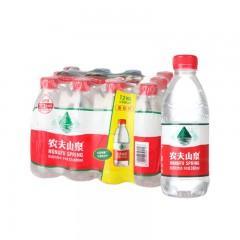 农夫山泉 饮用天然水 380mlX12 塑膜装