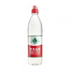 农夫山泉 饮用天然水 运动盖 750mlX15瓶 整箱装