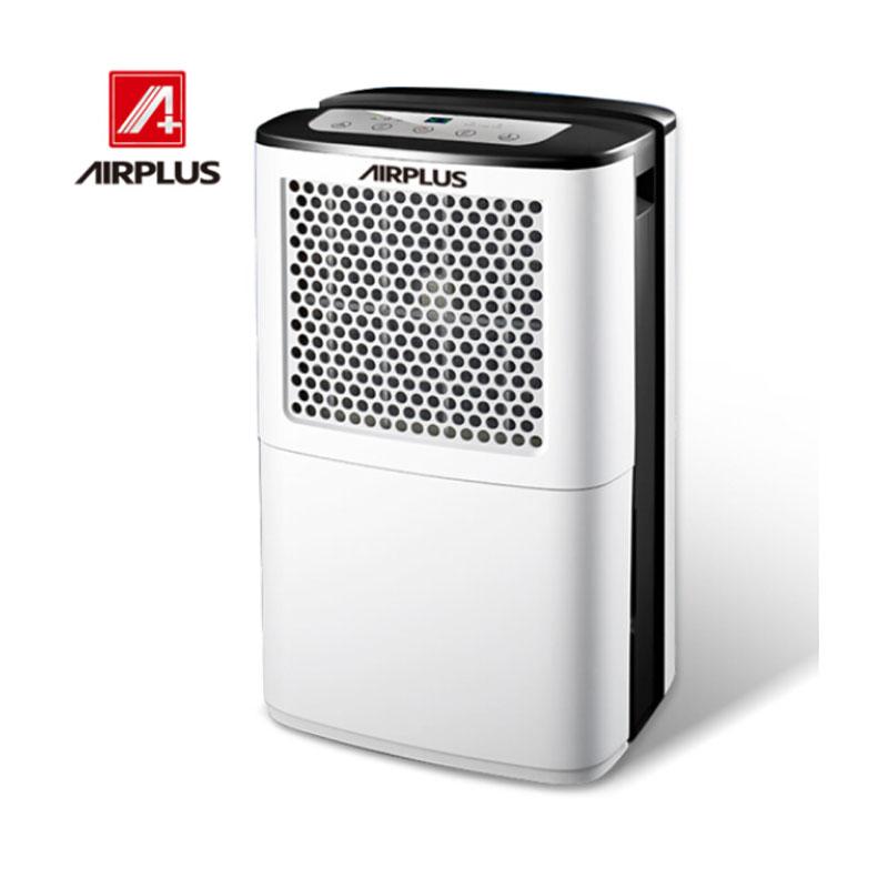艾普莱斯(AIRPLUS) 美国 除湿机抽湿机家用静音地下室除湿器 AP10-602EE黑白色