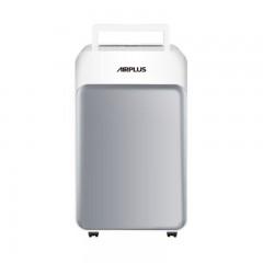 艾普莱斯(AIRPLUS) 美国 除湿机抽湿机家用地下室静音除湿器 AP25-201EE银白色