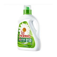 妈妈壹选去污清洁洗衣液套装19.68斤(3kg皂液x3、300g内衣皂液x2、60ml消毒液x4和福袋一个)