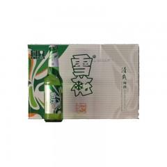 雪花 清爽 啤酒 330mlX24 整箱装