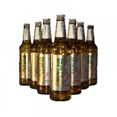雪花 精纯 啤酒 500mlX12 整箱装