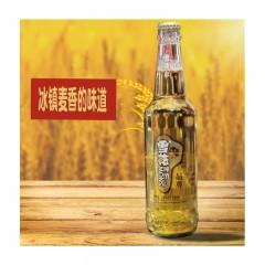 雪花 晶尊 啤酒 418mlX12瓶 整箱装