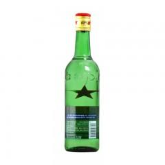 北京红星二锅头 52度 清香型白酒 高度酒水 绿瓶 500mlX12瓶 整箱
